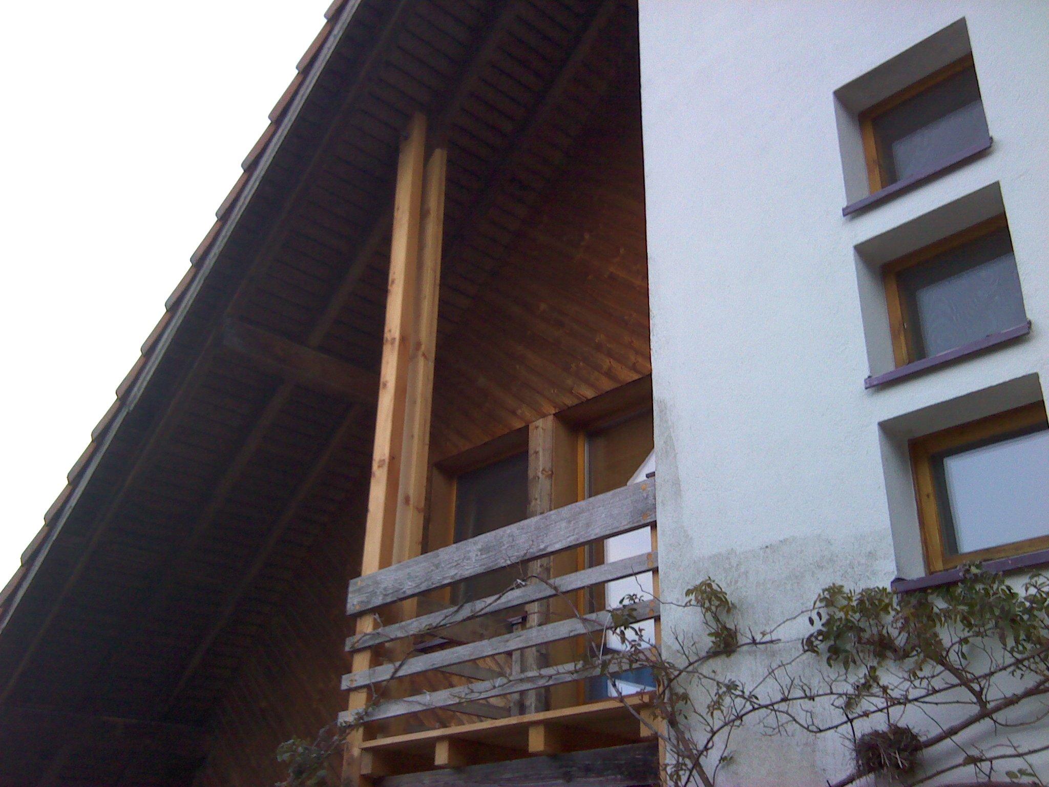 Zugluft, kalte Wände oder sogar Schimmel? – BAUR Holzbau AG